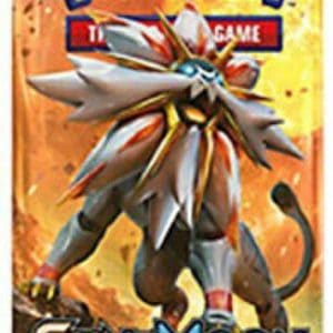 1x Sun and Moon Base - Pokemon Booster Pack (LIVE BREAK)